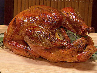 Bay Leaf and Lemon Brined Roast Turkey Recipe