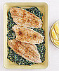 Fast, Easy Real Simple Recipe for Sole Florentine