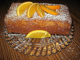 Orange Ricotta Pound Cake