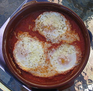 Eggs Baked in Tomato Sauce Recipe