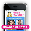 Download PopSugar Celebrity Faceoff For iPhone and iPod Touch