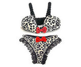 Barktoria Secret Bra and Thong Set