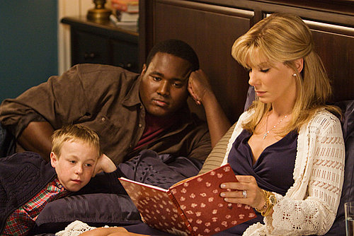Movie Review for The Blind Side Starring Sandra Bullock, Tom McGraw, and Quinton Aaron
