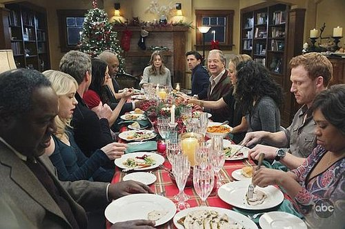 "Recap and Review of Grey's Anatomy Episode ""Holidaze"""