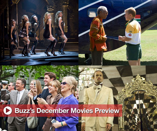 Buzz's December Movies Preview