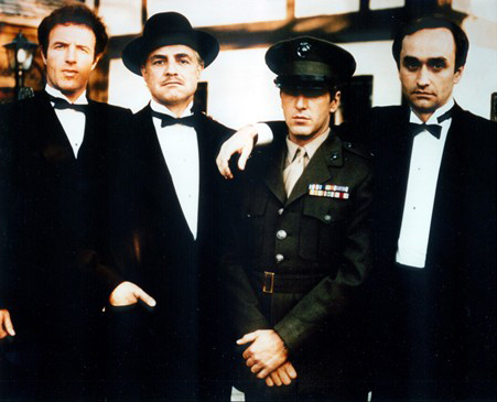 The Corleones, The Godfather (Parts I and II)