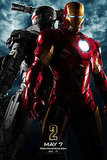 New Photos and Poster From Iron Man 2 Featuring Robert Downey Jr. Mickey Rourke and Scarlett Johansson 2009-11-30 16:34:10