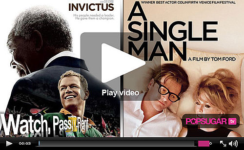 Watch, Pass or Rent Movie Reviews: Invictus and A Single Man