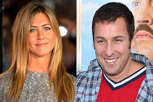 Jennifer Aniston and Adam Sandler in Talks to Star in Pretend Wife 2009-12-09 10:00:06