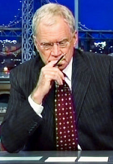 David Letterman's Sex Scandal With Female Staffers Is a Big Headline in 2009