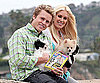 Photo Slide of Heidi Montag and Spencer Pratt at the Beach in LA