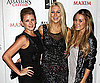 Slide Photo of Lauren Conrad, Lauren Bosworth and Stephanie Pratt on Red Carpet Together in LA