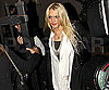 Slide Photo of Lindsay Lohan Leaving Bardot Lounge in Hollywood