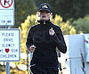 Slide Photo of Julia Roberts Running in LA