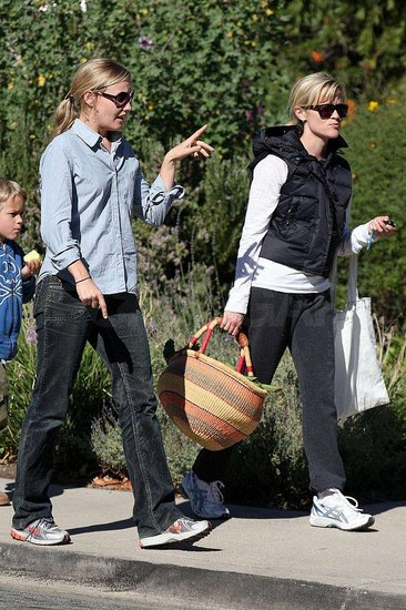 Photos of Reese Witherspoon in Ojai California