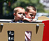 Photo Slide of Jayden James and Sean Preston Spears Federline at an Australian Park
