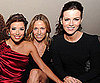 Slide Photo of Eva Longoria, Sheryl Crow, and Kate Beckinsale at Hollywood Reporter Event