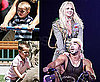 Photos of Britney Spears Performing in Sydney, Jayden James and Sean Preston in Australia