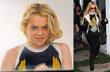 Photos of Lohan