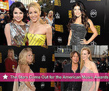 The Stars Come Out For the American Music Awards