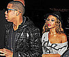 Slide Photo of Beyonce Knowles and Jay Z in London With Rihanna