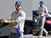 Photos of Ryan Reynolds Leaving the Gym in West Hollywood
