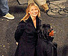 Cameron Diaz Smiling On Set of Knight & Day