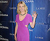 Slide Photo of January Jones at Gala in LA