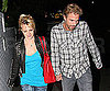 Slide Photo of Britney Spears and Jason Trawick Leaving Chateau Marmont Together