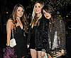 Slide Photo of Whitney Port with Roxy Olin and Samantha Swerta Partying in NYC For The City Party