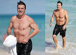 Chris Noth Goes Shirtless in a Big Way — Sexy or Not?
