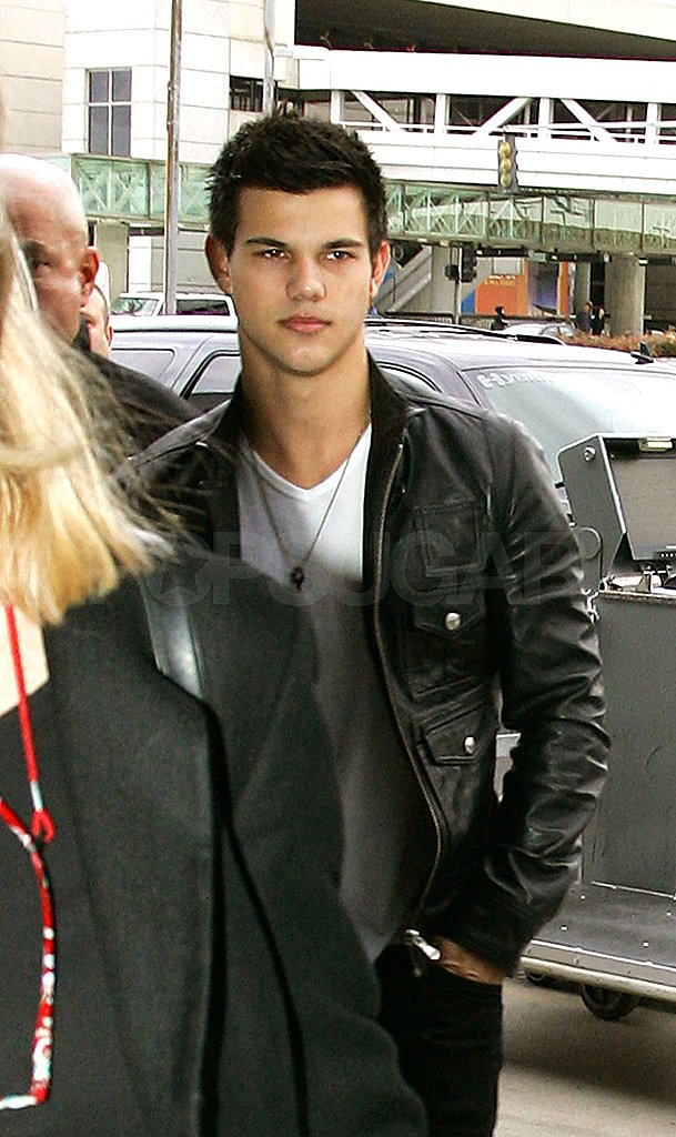 Photos of Taylor Lautner and Jason Trawick