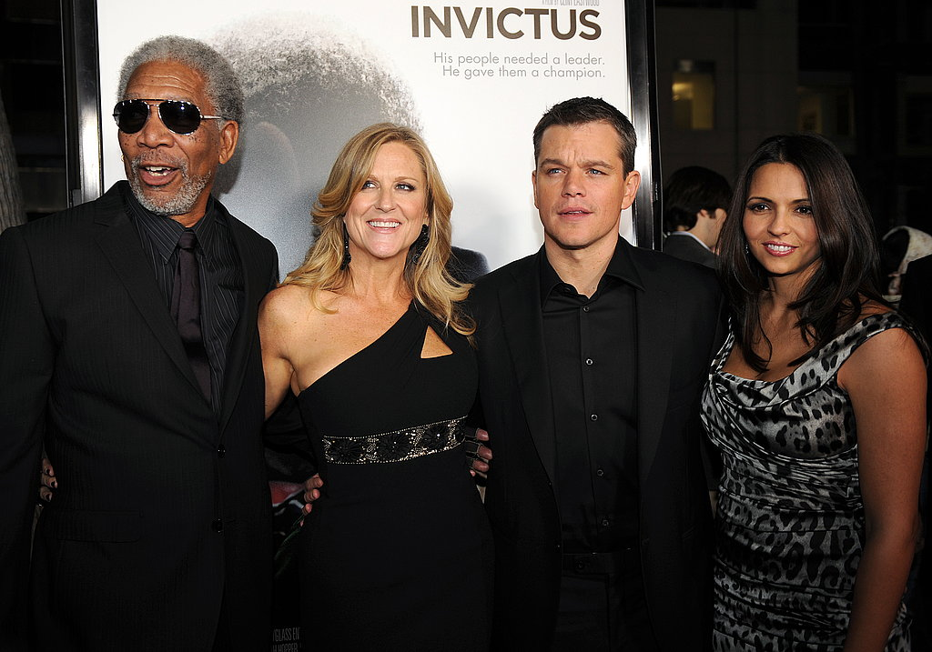 Photos of LA Invictus Premiere