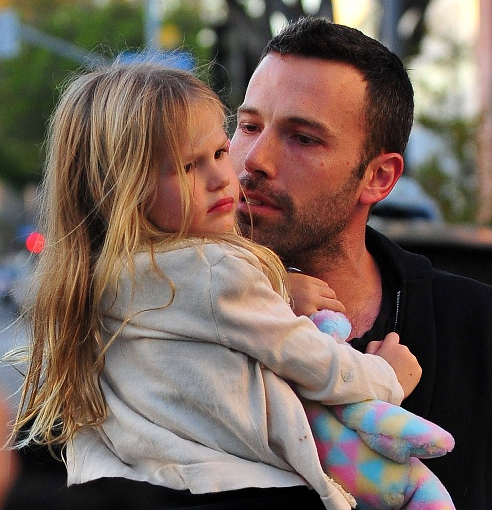 Photos of Ben Affleck and Jennifer Garner Over the Holiday Weekend