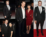 Photos of Kellan Lutz at the Audi A8 Premiere in Miami 2009-12-01 08:36:35