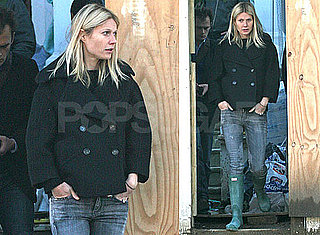 Photos of Gwyneth Paltrow in London After Her Moroccan Thanksgiving