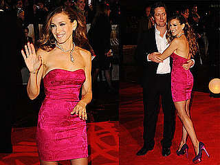 Photos of Sarah Jessica Parker and Hugh Grant at the London Premiere of Did You Hear About the Morgans? 2009-12-08 13:30:27