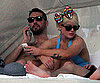 Slide Photo of Kelly Osbourne in a Swimsuit in Miami