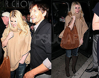 Photos of Jessica Simpson in LA With Ken Paves Not Billy Corgan