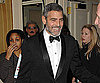 Photo Slide of George Clooney at the UNICEF Ball in LA