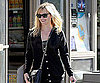 Slide Photo of Reese Witherspoon Leaving Convenience Store in LA