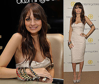 Photos of Nicole Richie With Brown Hair Launching House of Harlow Holiday Collection at Bloomingdales 2009-12-14 05:00:00