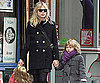 Slide Photo of Michelle Williams and Matilda Ledger in Brooklyn 2009-12-15 15:00:24