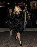 Photos of Kate Hudson out in NYC With Goldie Hawn and Kurt Russell