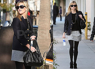 Photos of Reese Witherspoon Shopping in LA Without Jake Gyllenhaal