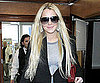 Slide Photo of Lindsay Lohan in LA 2009-12-16 07:30:00