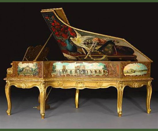 Art Cased Grand Piano