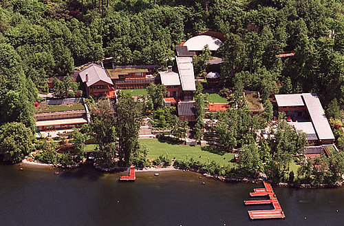 Bill Gates's Washington Home