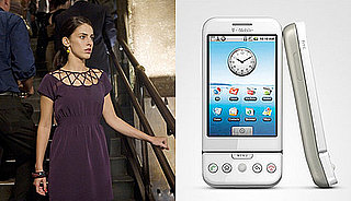 Adrianna's Chic Cell Phone on 90210