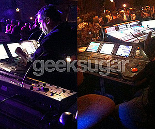 Crazy Computerized Lighting and Sound For Live Concerts
